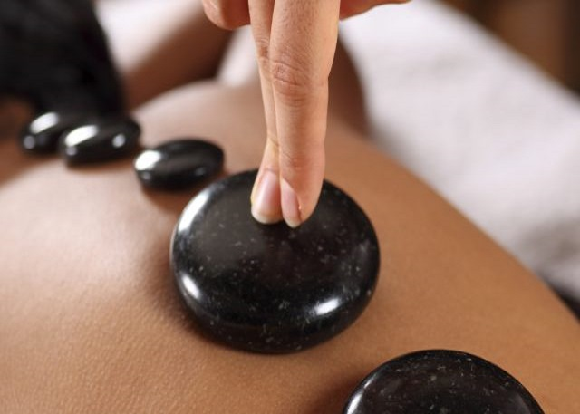Hot Stone Treatment
