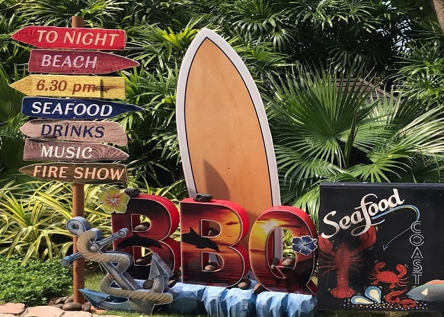 Best Beach with Great BBQ