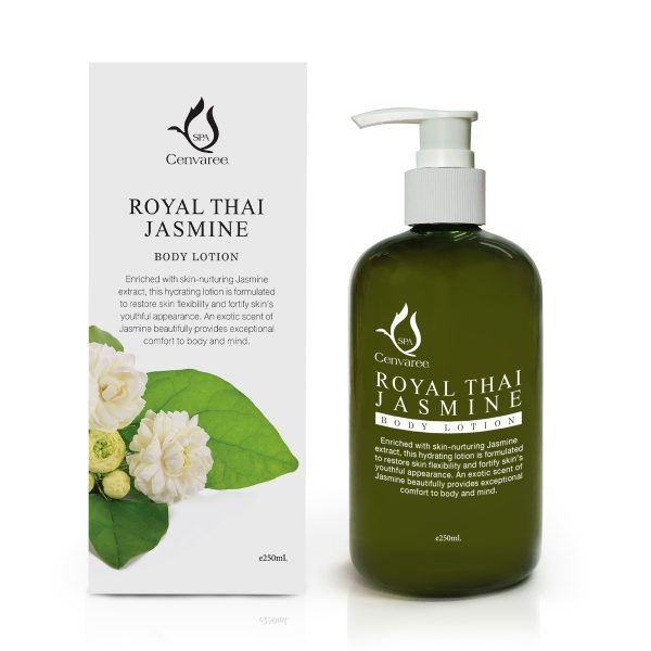 Royal Thai Jasmine Body Lotion