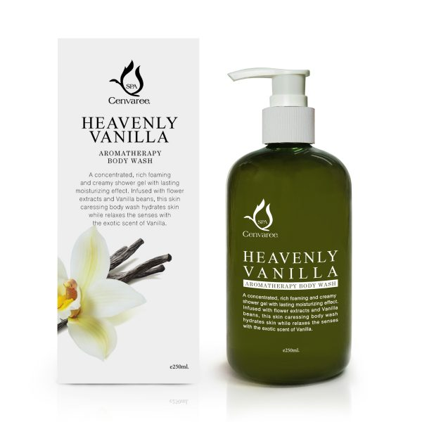 Heavenly Vanilla Body Wash
