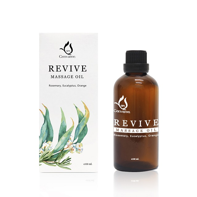 Revive Body Massage Oil