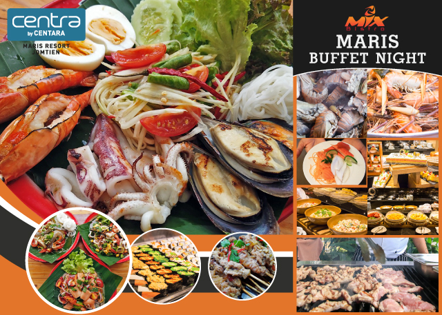 Maris Buffet Night