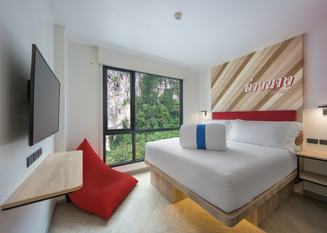 A COSI room 1 night for 2 persons